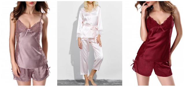 My Rosegal Wishlist: Pajamas Set