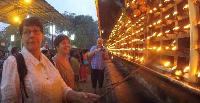 festival de vaikom kerala