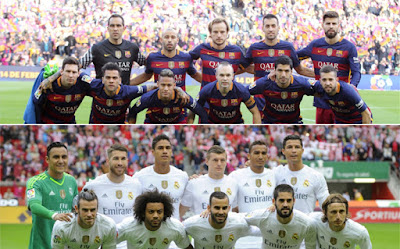 FC Barcelona Real Madrid