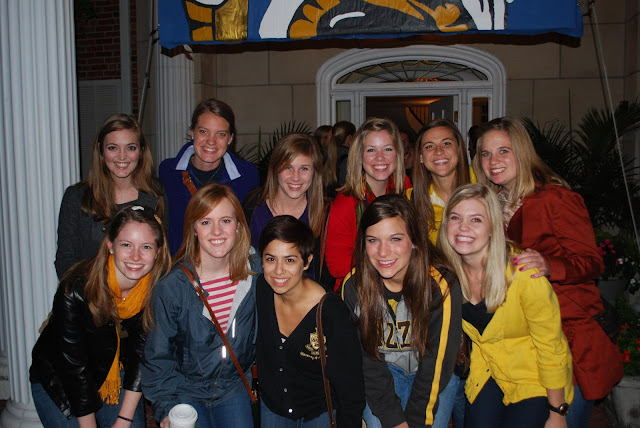 Kappa Alpha Thetas at Mizzou