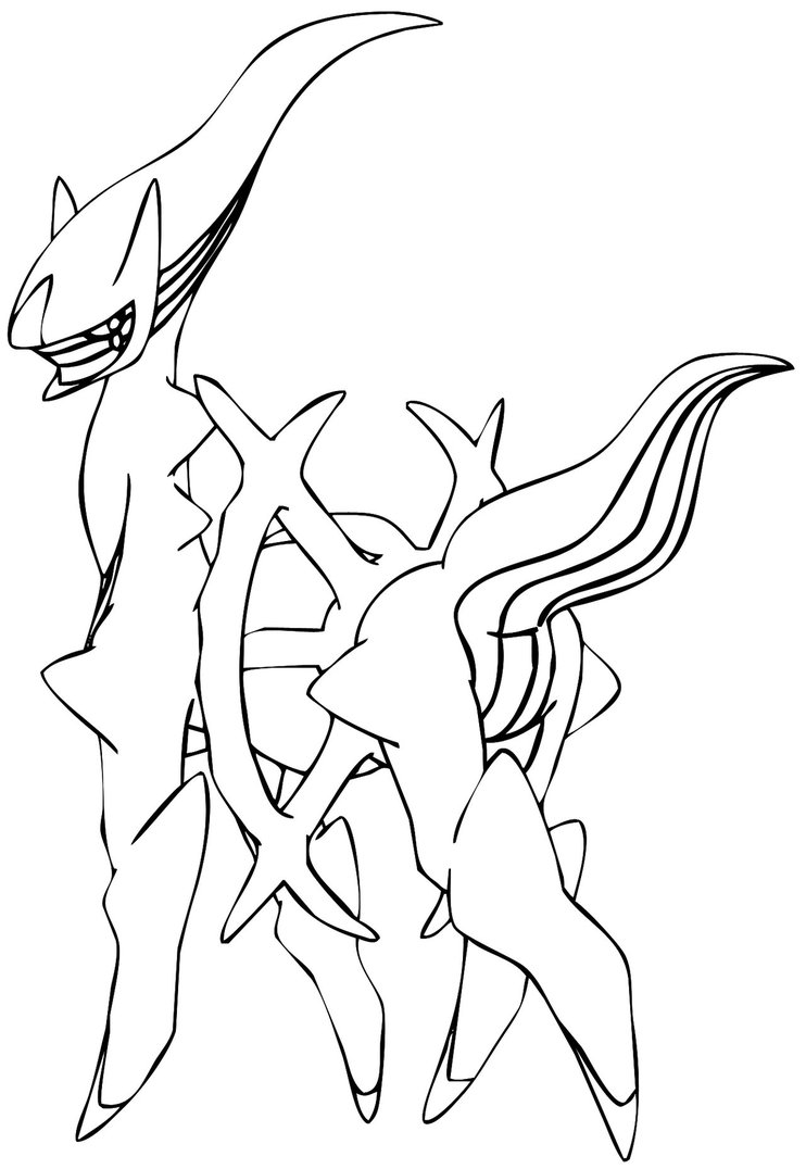 Top pokemon black and white legendary pokemon coloring for Full size pokemon coloring pages