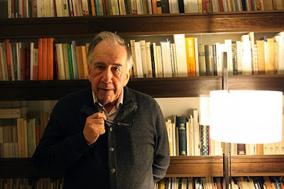 """Joan Margarit en la BUMU. """"Joan Margarit Premio Iberoamericano de Poesía Pablo Neruda"""""""