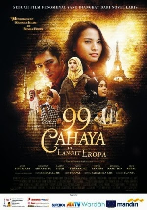 Film Terbaru 99 Cahaya di Langit Eropa - Film Download ...