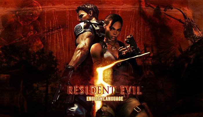 Mudah Mengganti Bahasa Resident Evil 5 Rusia ke Bahasa Inggris