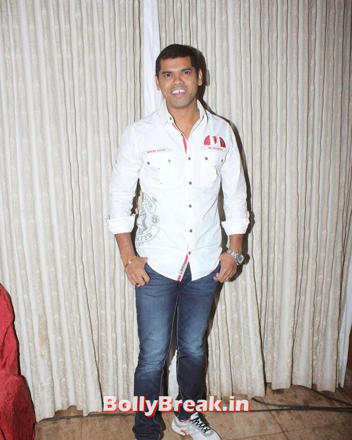Siddharth Jadhav, Celebs at 'Pyaar Wali Love Story' Music Launch
