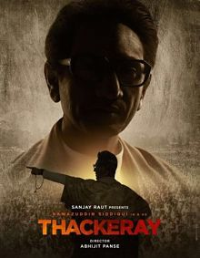 Sinopsis pemain genre Film Thackeray (2019)