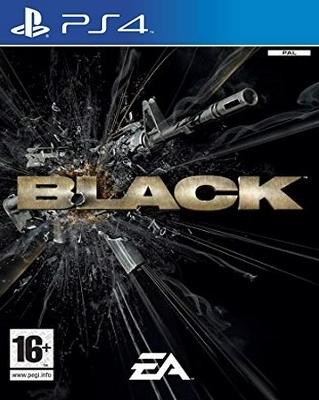 Black  PS4 için PS2 PKG Oyun İndir Google Drive-Mega   PC
