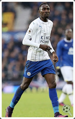 Foxes Leicester City Ndidi