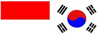 Selisih waktu Indonesia dengan Korea Utara dan Korea Selatan