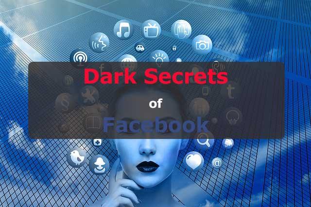 TOP 10 Scary Facebook Dark Secrets