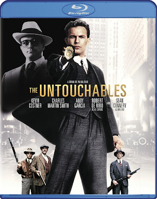 The Untouchables 1987 BD25 Spanish