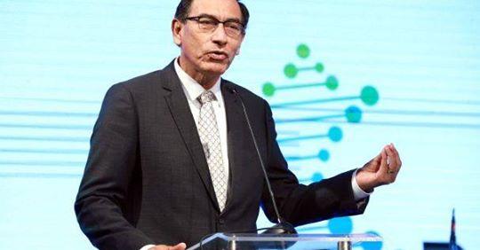 Vizcarra: ¿Cómo queremos una PNP empoderada si el sistema castiga al que asume el reto?