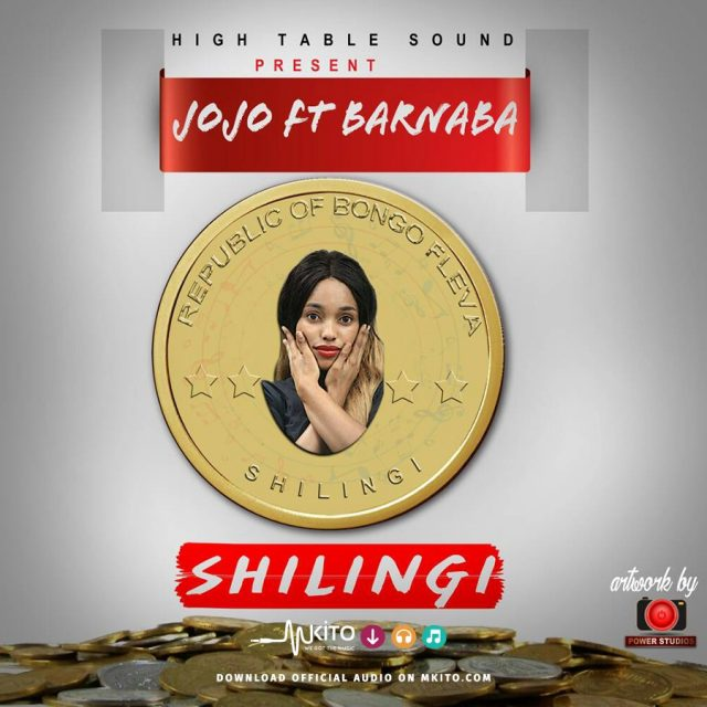 #AUDIO: JoJo-Ft-Barnaba - SHILINGI (Mp3)
