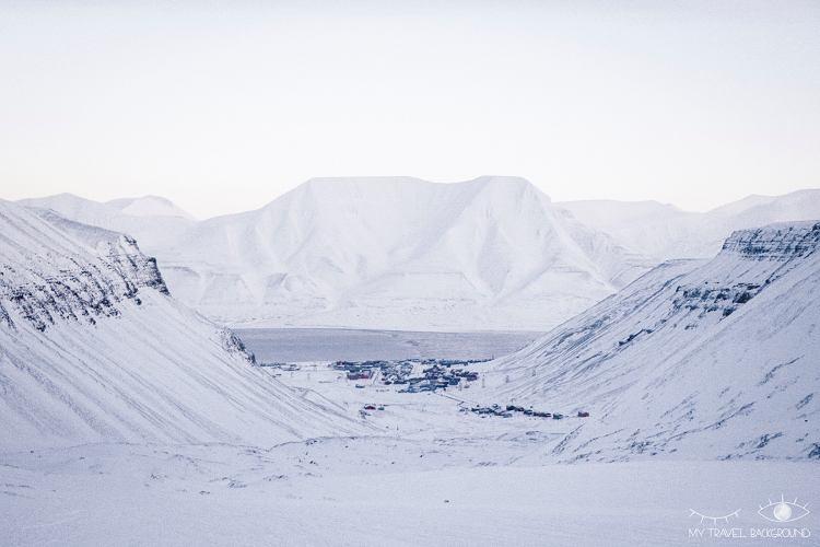 My Travel Background : Cartes Postales de Norvège - Svalbard, Longyearbyen