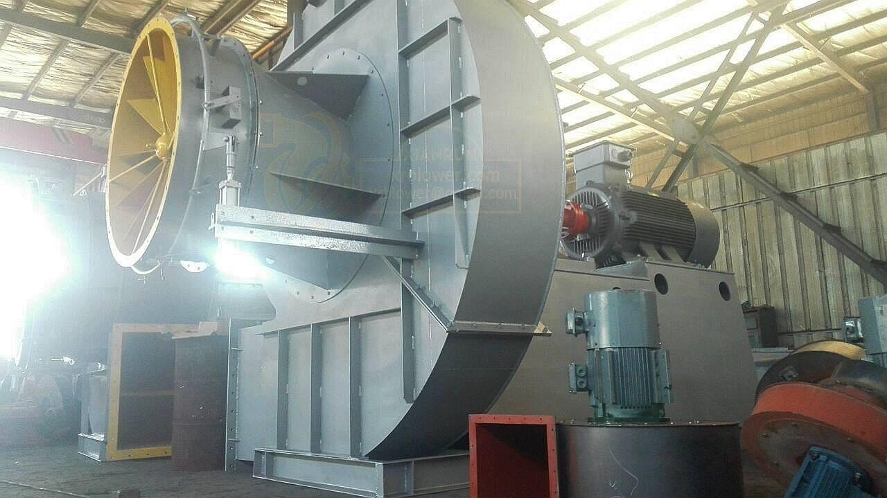 Xianrun Blower: ID Fans for Coal-fired Boilers by Xianrun Blower