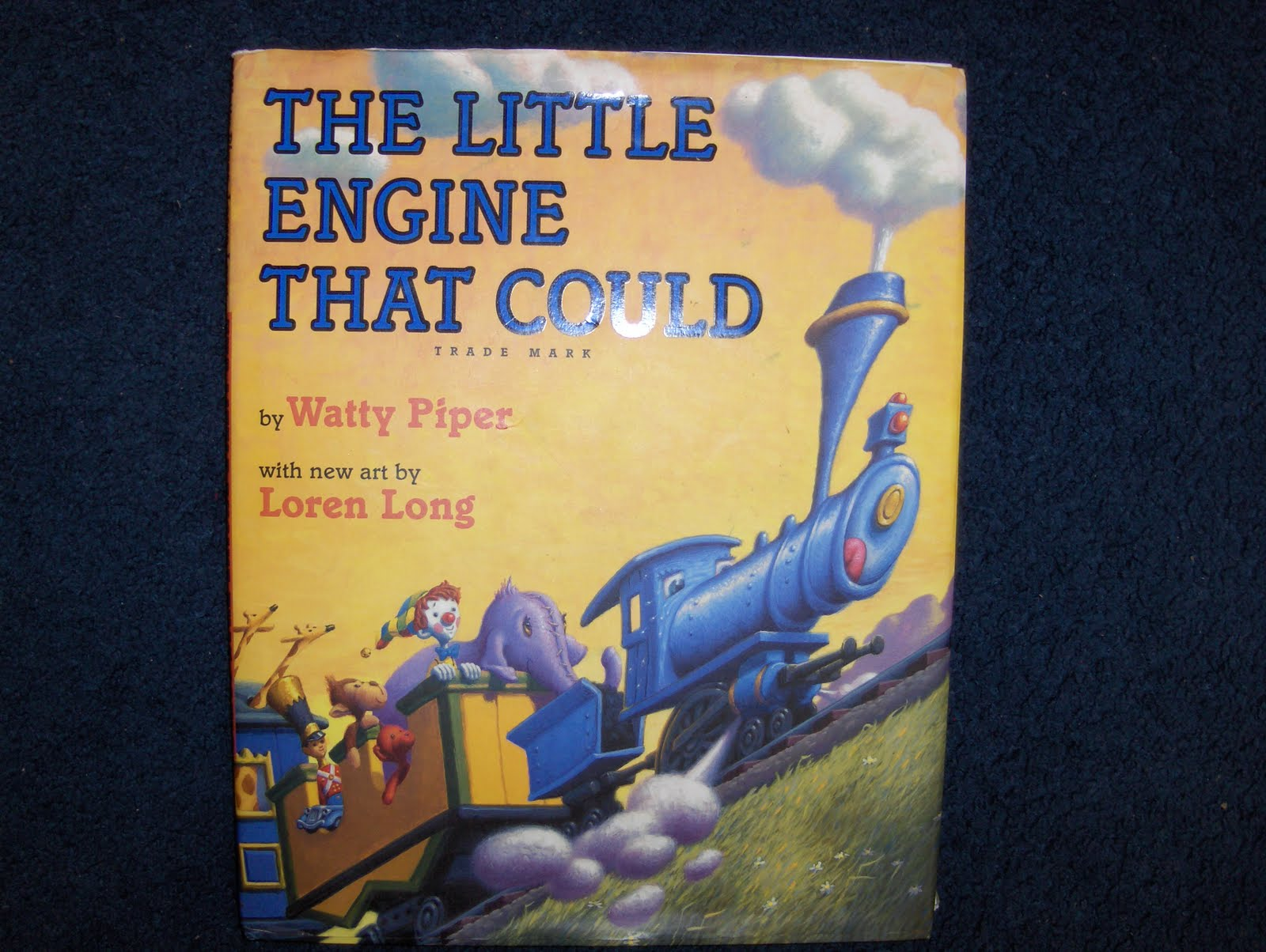 Amy Hazen S Classroom Blog Story Bit The Little Engine