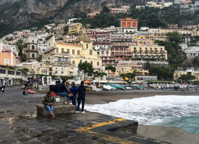 48 Hours in Positano