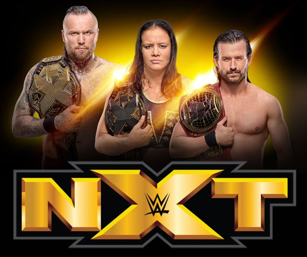 WWE NXT (22 April 2020) English 300MB HDTV 480p