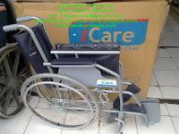 Gambar Icare Kursi roda Bantu Jalan