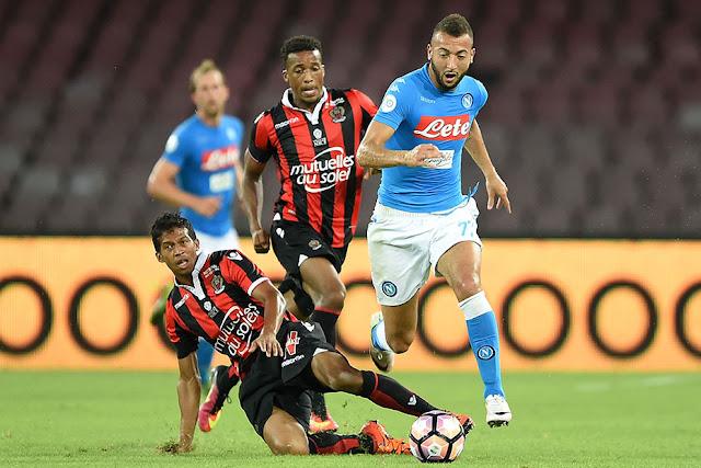 OGC Nice vs Napoli