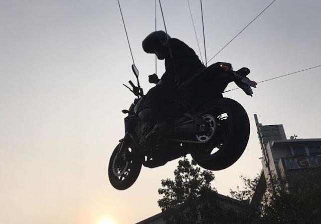 Bisa Terbang dan Stoppie, Jokowi Ternyata Pakai Pemeran Pengganti, Ini Dia Sosoknya