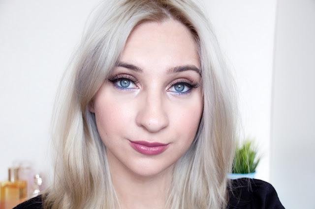 яркий макияж на выпускной