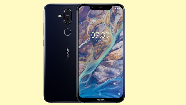 Nokia 8.1 price in India release date and review
