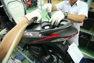 AHM Segarkan Tampilan New Honda Vario eSP
