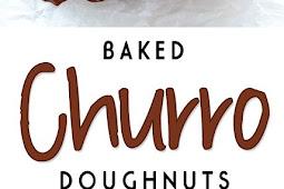 Churro Doughnuts
