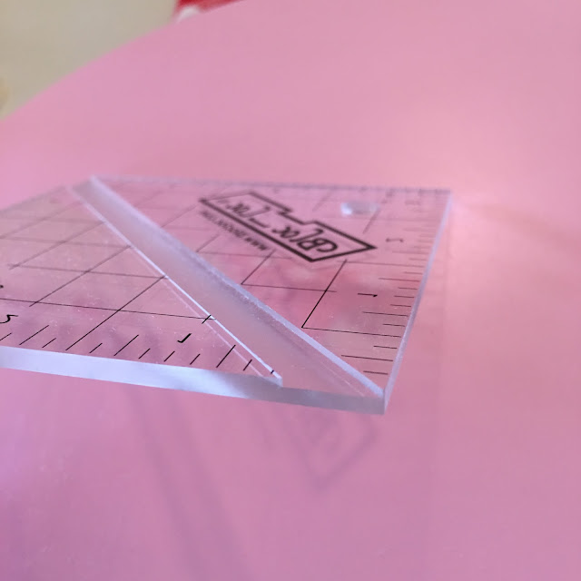 Carried Away Quilting Bloc Loc Ruler Giveaway With Stash Addict Quilts