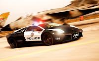 Lamborghini Police Car NFS