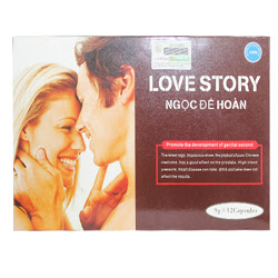 Ngọc Đế Hoàn Love Story Viên uống tăng cường sinh lý nam giới