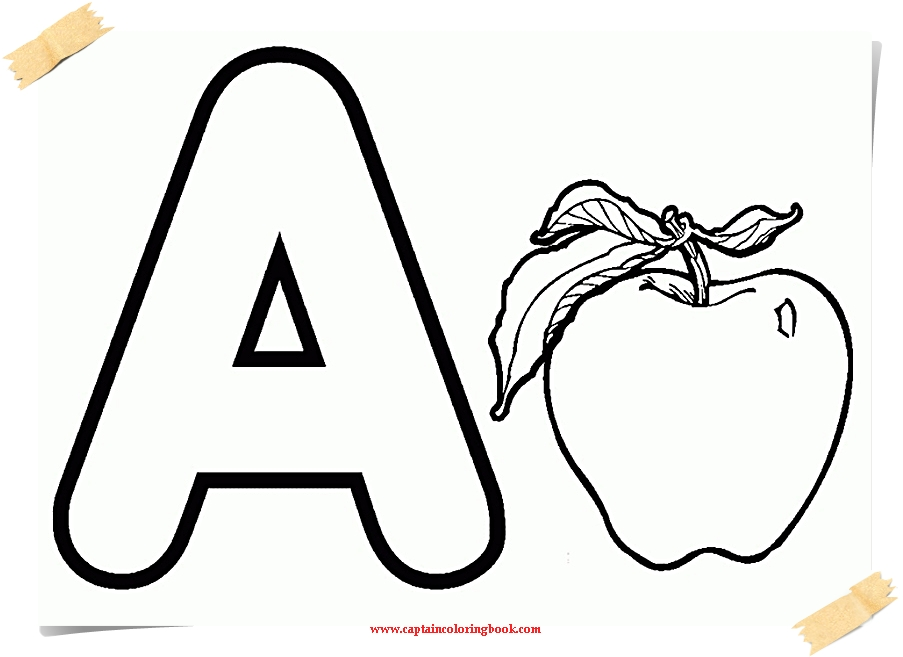 Apple coloring page | Free Printable Coloring Pages | 657x903