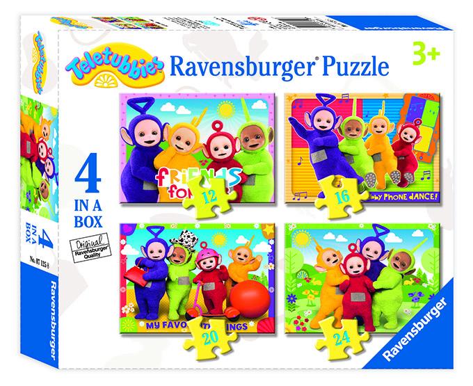 Ravensburger Puzzle Club Ravensburger Teletubbies Puzzles