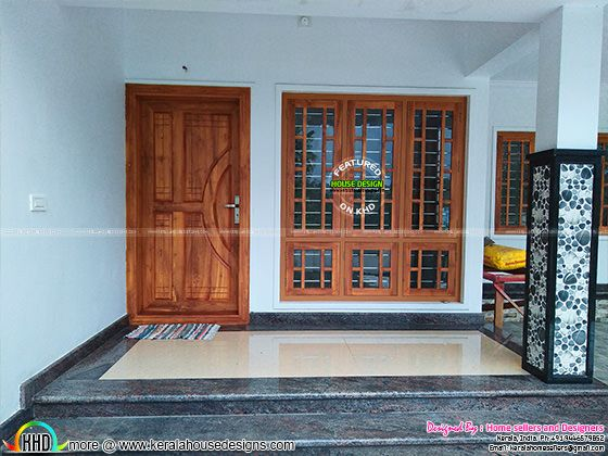 3 bedroom 1400 sq ft house kerala home design and floor