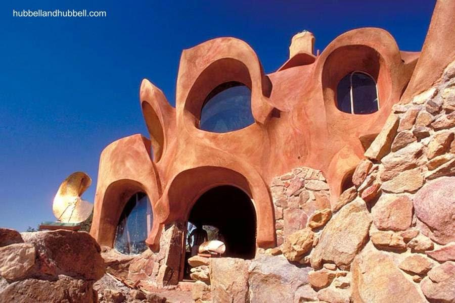 Rainbow Hill casa residencial orgánica en Estados Unidos