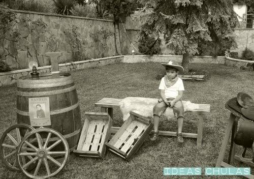 Photocall vaquero