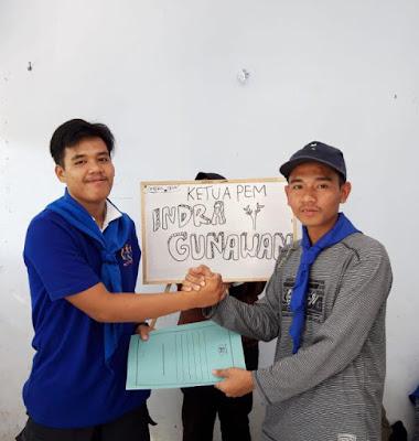 Indra Gunawan Secara Aklamasi sebagai Ketum PEM 2019/2020 | Ilmu Kelautan Unib