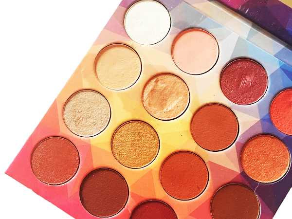 DE'LANCI Putty and Shimmer Palette Review!