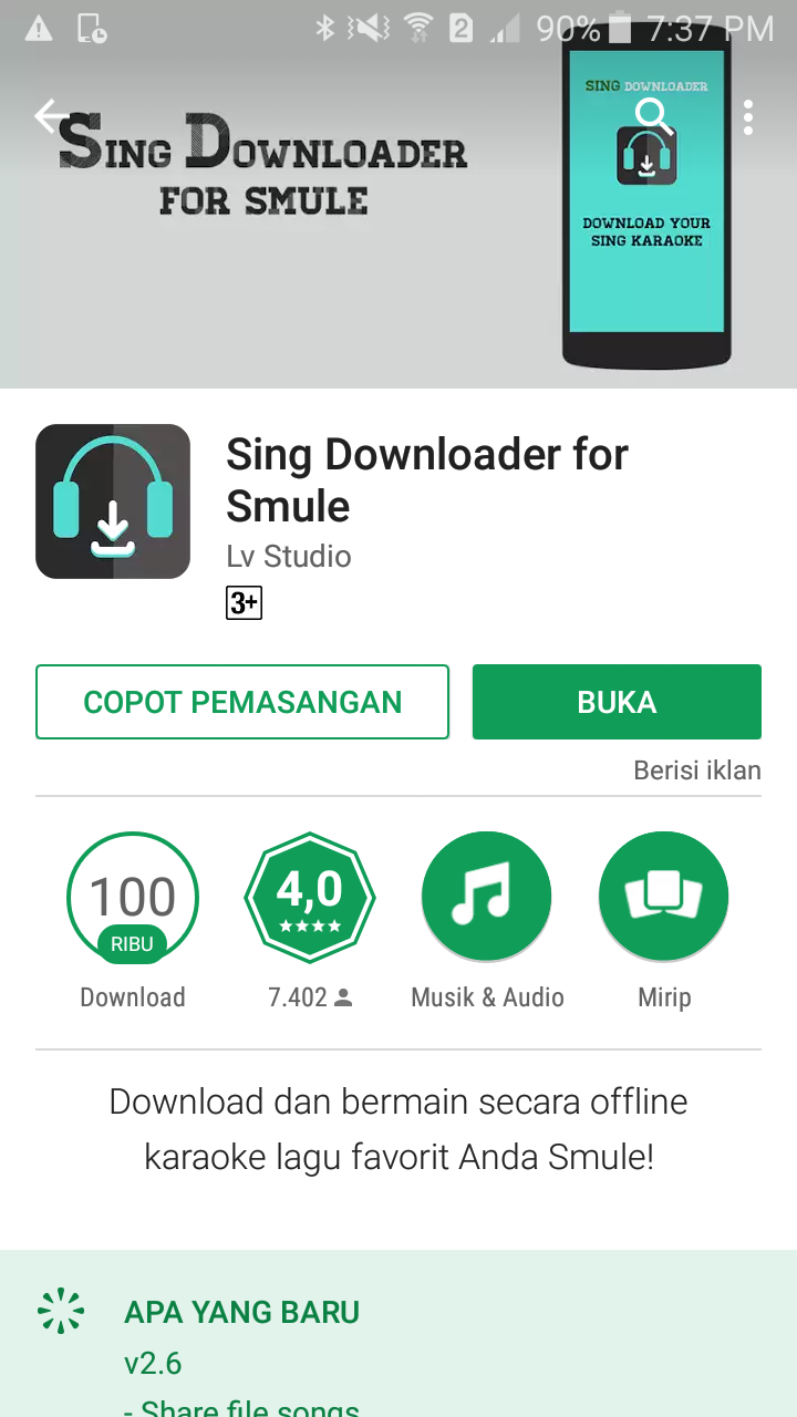 Aplikasi Download Lagu Smule : aplikasi, download, smule, Download, Hasil, Rekaman, Smule, Degan, Mudah, Panduanteknologi.com