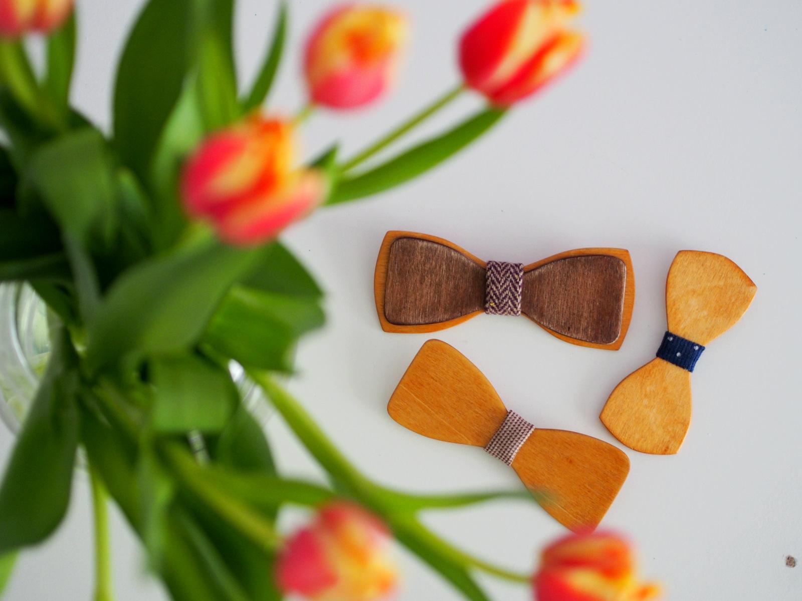 DIY/recycling: z drevenej debničky štýlový módny doplnok, v ktorom očaríte okolie a budete šik // from wooden fruit box to wooden bow tie
