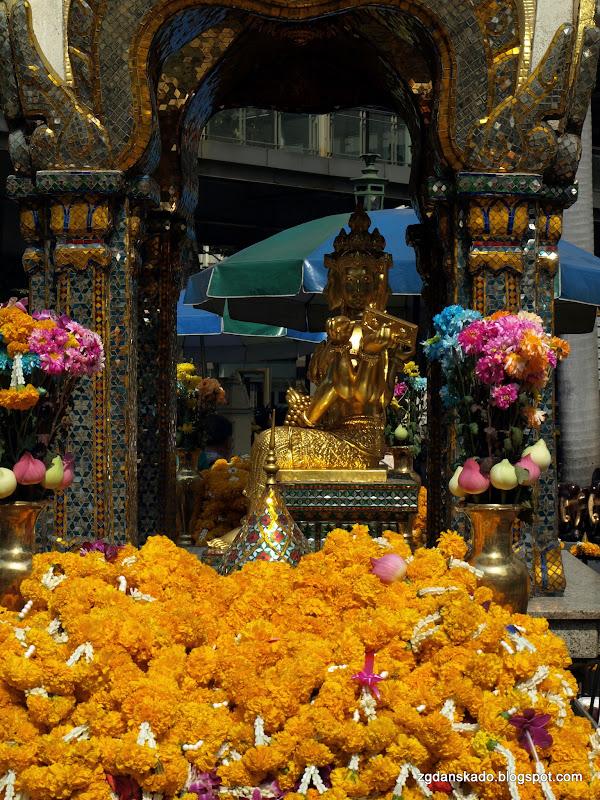 Bangkok - Erewan Shrine