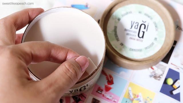 review skincare organik untuk mencegah stretch mark saat hamil
