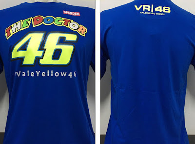 Kaos Valentino Rossi The Doctor 46