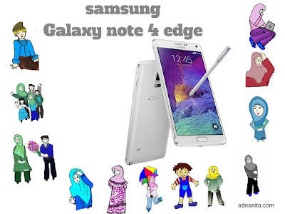 samsung galazy note 4 edge for sketch