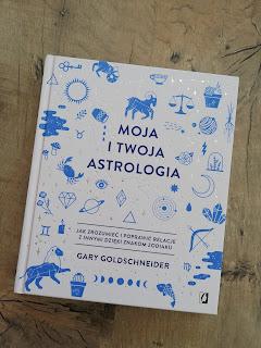 Recenzja książki moja i twoja astrologia na blogu atrakcyjne wakacje z dzieckiem