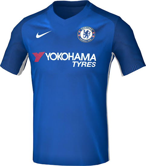 d4ae2c53 Chelsea Nike Home, Away and Third Kit Concepts - Footy Headlines