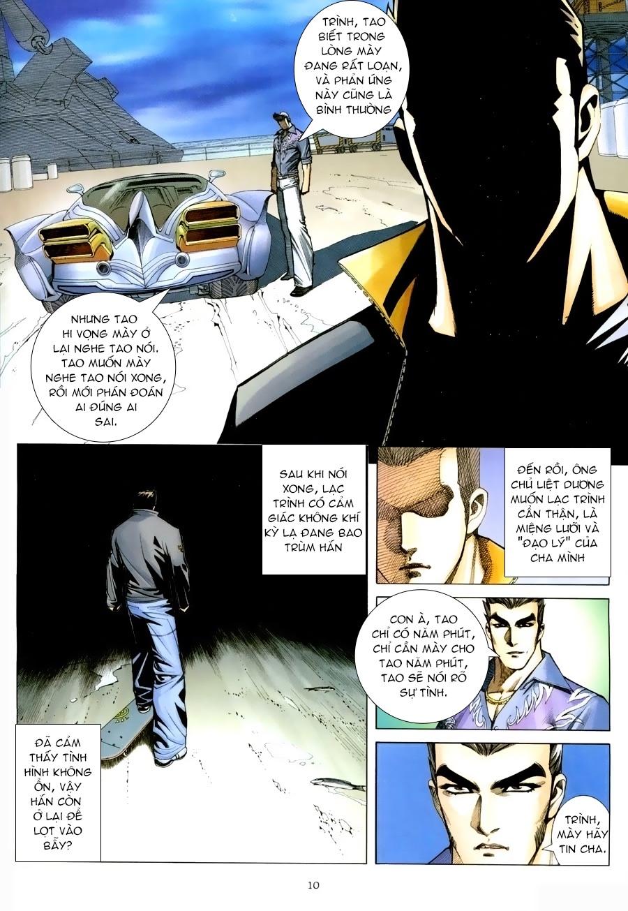 Xích Trụ Phạn Đường chap 15 - Trang 10