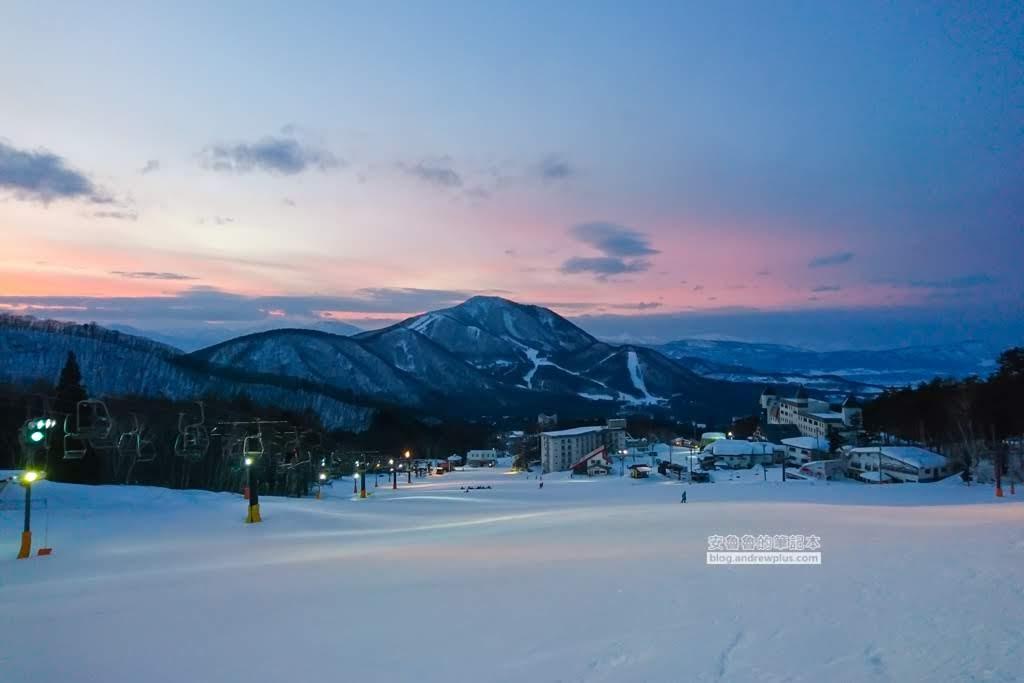 龍王滑雪場,長野滑雪,Ryuoo Ski Park,北志賀滑雪