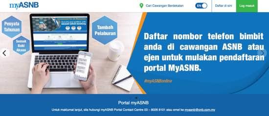 Login Myasnb